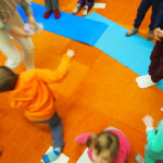 yoga che danza bimbi, giocando con lo yoga a montorso