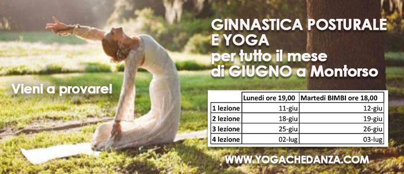yoga estate montorso